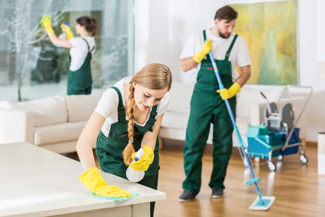 Hire Professional Home Cleaners in Seattle, WA